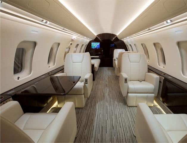 Аренда частных самолётов в Москве